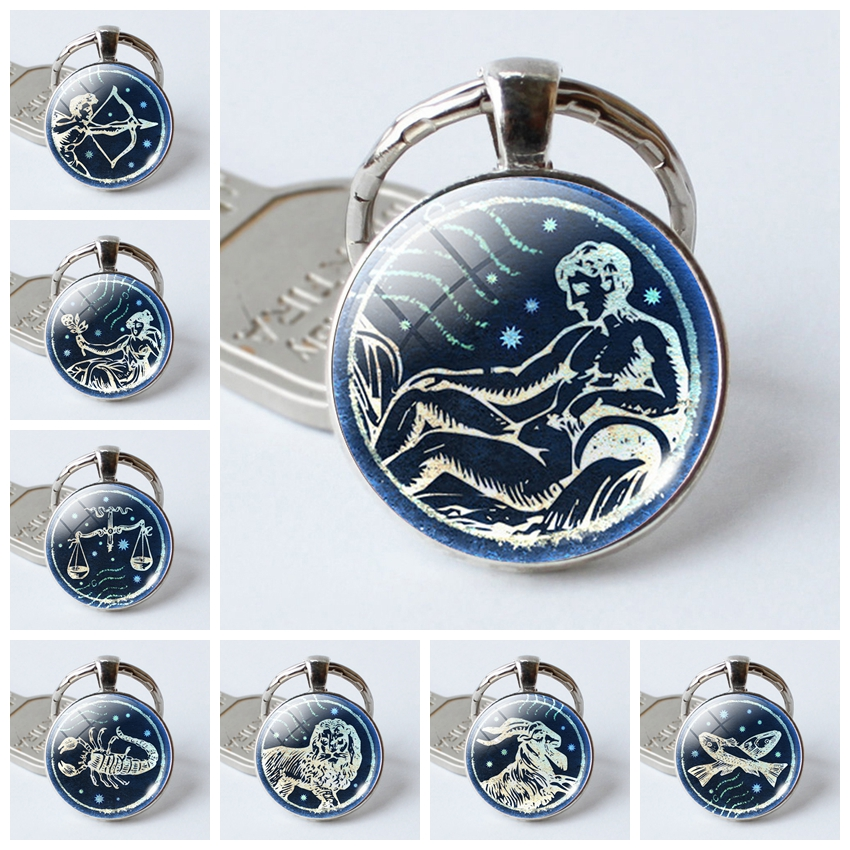 Aliexpress Com Buy 12 Zodiac Signs Constellation: Aliexpress.com : Buy 12 Styles Vintage Art Picture