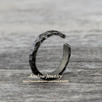 Anslow Vintage Retro  Adjustable LOW0010AR Ring 1