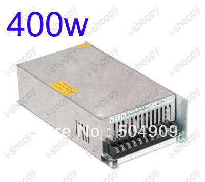 400W 33A Universal Regulated Switching Power Supply /Transformer /Adapter,100~240V <font><b>AC</b></font> Input,12V <font><b>DC</b></font> Output, for CCTV LED Strips image