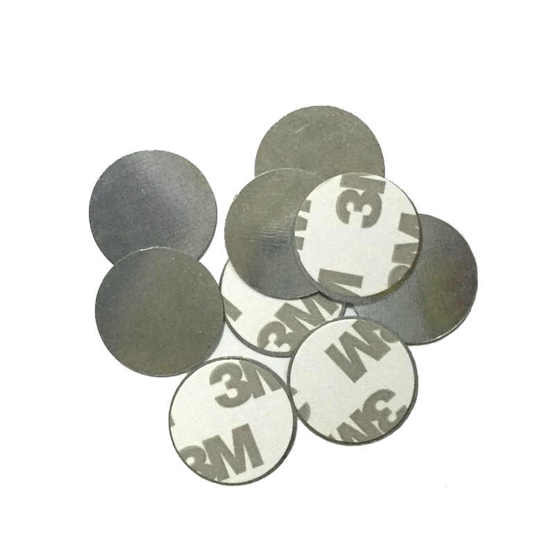 25 pcs Round Metal Stickers For Eyeshadow,To Hold Your Eye Shadow On Our Magnetic Eyeshadow Palette Tightly