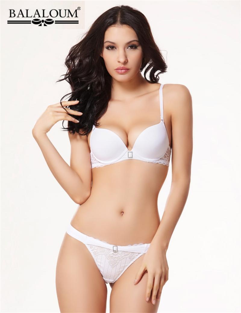 New Brand Elegant Lace Underwear Sets Women Bra Set  7807c1b5d