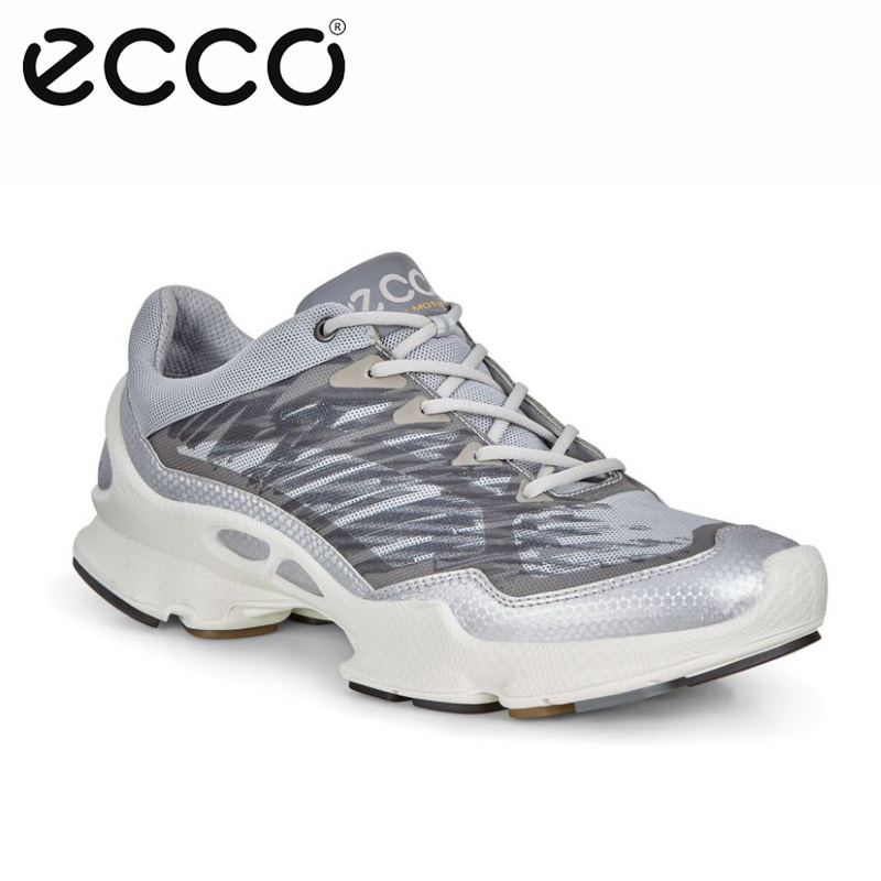 Ecco 2019 Summer New Leather Women's Classic Breathable Sneakers Women's Lightweight Outdoor Sports Footwear