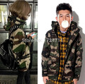 Tactical Camouflage Jacket Men Women Plus Size Camo Hooded Winter Jackets Military Thick Canvas Jacket Parka Fashion Streetwear