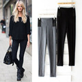 Smoves Women's Autumn Full Spring Pants Ladies High Waist Skinny Pencil Pants Leggings Trousers New FreeShipping SL1893
