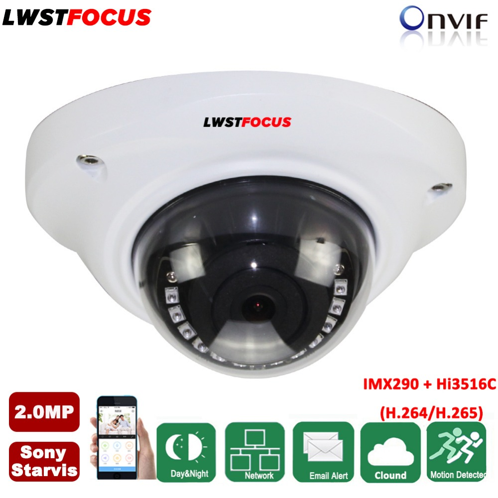 Sony Starvis IMX290 POE 2MP IP Camera 1080P H.265/H.264 Outdoor Full HD 2MP Multi-language CCTV Camera POE IPC ONVIF IP Camera how to start a consulting service your step by step guide to success