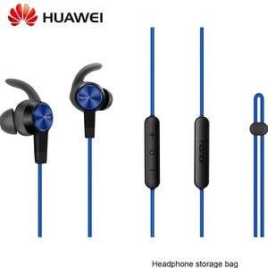 Image 2 - Huawei auriculares Honor xsport AM61, inalámbricos por Bluetooth con micrófono, altavoz de Control de volumen, auriculares internos para iOS y Android