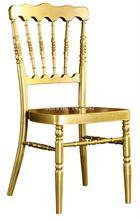 Оптовая Продажа Качество Прочный Золото кресло алюминиевое Наполеон