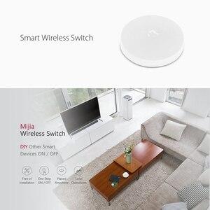 Image 4 - Xiaomi MIJIA 5 in 1 Smart Home Kit Bundle ZigBee Socket Gateway Hub Human Body Window Door Sensor Wireless Switch Mini