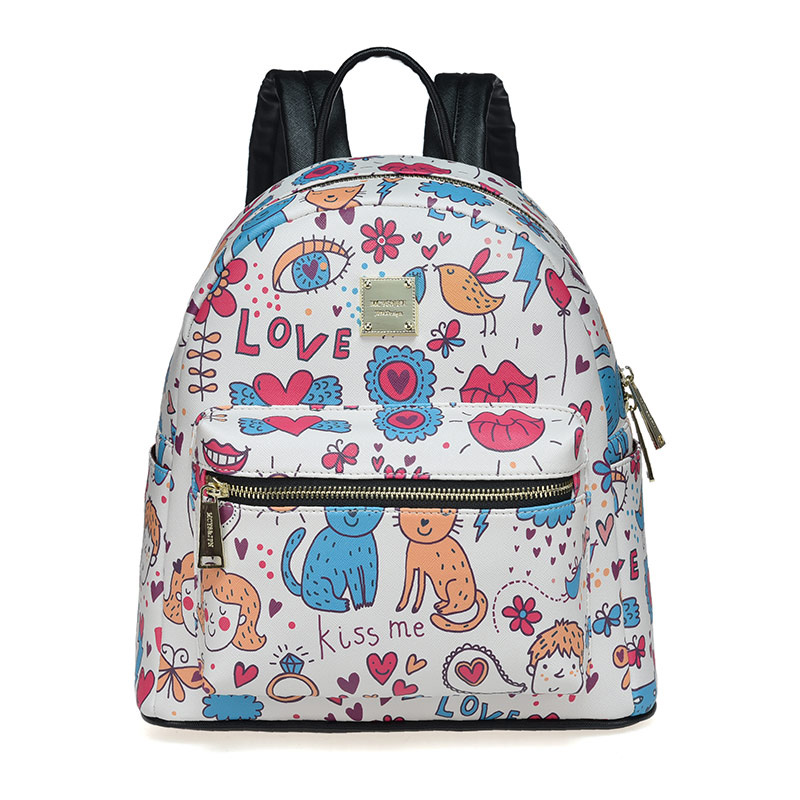 Hot Sale 2017 New Arrival  Bag Mochila Escolar  Backpack Anime  Kawaii Backpack Mochila For Teenage Girls Korean School Bags hot sale 2017 new arrival bag mochila escolar backpack anime kawaii backpack mochila for teenage girls korean school bags