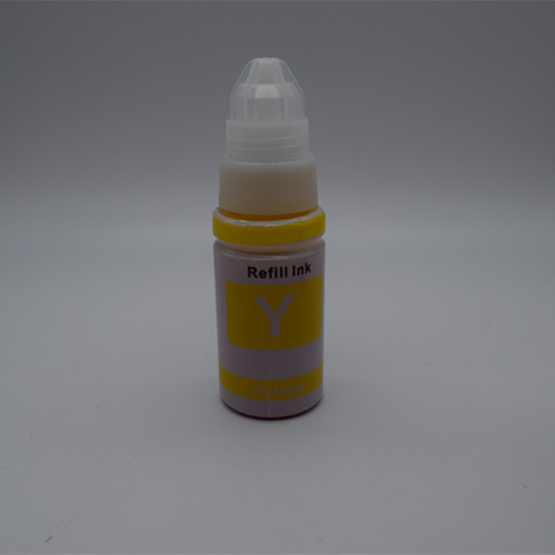Refill Dye Ink Kit Kit BK C / M / Y Special til Canon Genopfyldelig - Kontorelektronik - Foto 4