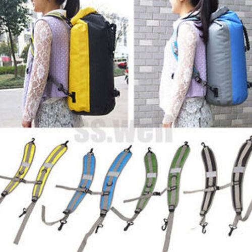 1pc Skidproof Shoulder Strap Belt Cushion Pads For Outdoor Bag Sack Backpack