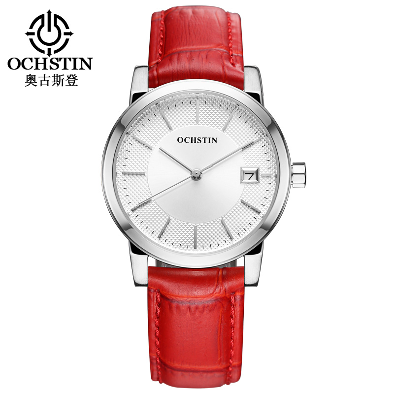 OCHSTIN Business Dress Quartz Watch Women Watches Ladies Famous Brand Wrist Watch Female Clock Montre Femme Relogio Feminino newly design dress ladies watches women leather analog clock women hour quartz wrist watch montre femme saat erkekler hot sale