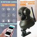 Домашней Безопасности Ip-камера Беспроводная Мини Видеонаблюдения Wi-Fi 720 P Ночного Видения Радионяня HD карты памяти sd 128 г записи