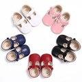 Newset CALIENTE del verano del bebé niña princesa zapatos infantiles del niño zapatos de bebé zapatos de las muchachas 11 cm 12 cm 13 cm