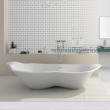 Stone Tub Rectangular Or