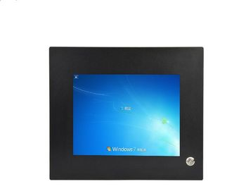 industrial 15 inch fanless touch computer