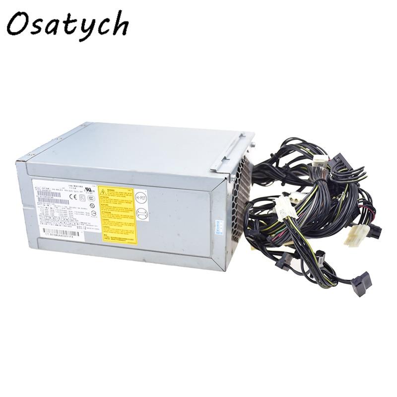 Для HP XW8600 Сервер питания DPS-800LB 444096-001 444411-001 источник питания