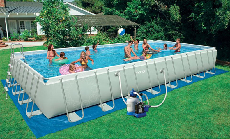 Our Choice of Top Free Standing Swimming Pools Pictures ...