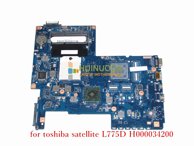 все цены на  H000034200 laptop motherboard for Toshiba Satellite L750 L770D L775D BS AS MAIN BOARD REV 2.1 08N1-0N93J00 Works Mainboard  онлайн