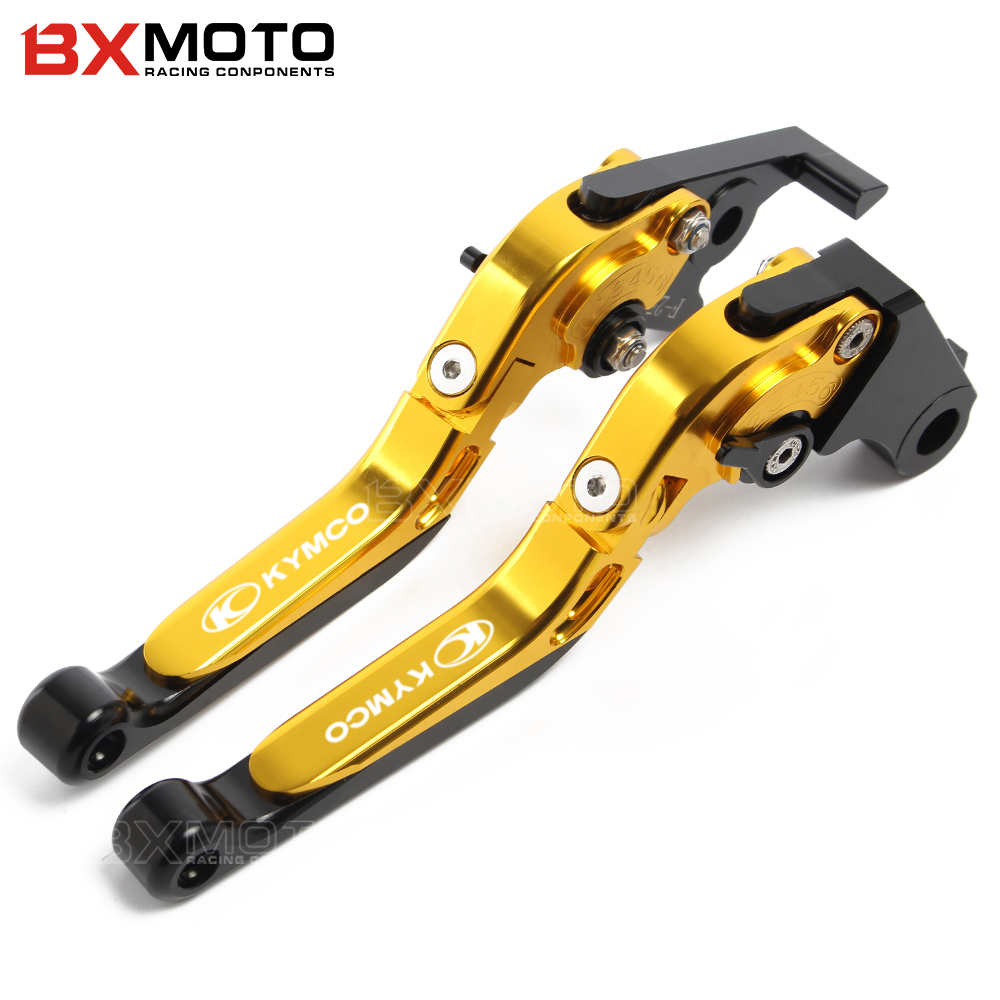 For KYMCO DownTown 350 300i Xciting 250 CK250T 300 CK300T ABS 400 S400 500RI Motorcycle Brake Clutch Levers brakes handle bar fx cnc motorcycles folding extendable brake clutch levers aluminum for kymco downtown 125 200 300 350 xciting 250 300 500 400