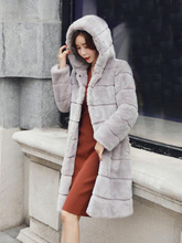 Coat Real Rabbit Coat