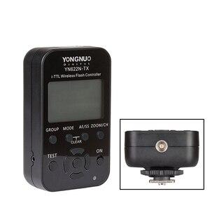 Image 4 - Kit de déclenchement Flash sans fil Yongnuo YN622N KIT contrôleur démetteur YN622N TX + récepteur démetteur récepteur i ttl YN622N pour Nikon