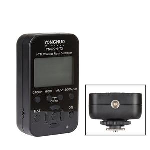Image 4 - Yongnuo Wireless Flash Trigger Kit YN622N KIT Transmitter Controller YN622N TX + i TTL Transceiver Receiver YN622N for Nikon