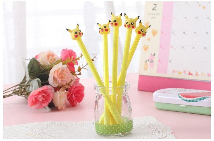 24 pçs coreano criativo papelaria elf amarelo