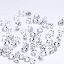 Grown Diamond Jewelry-Making for 30pcs/Pack Clarity VS Def-Color Small-Size Cvd/hpht-Lab