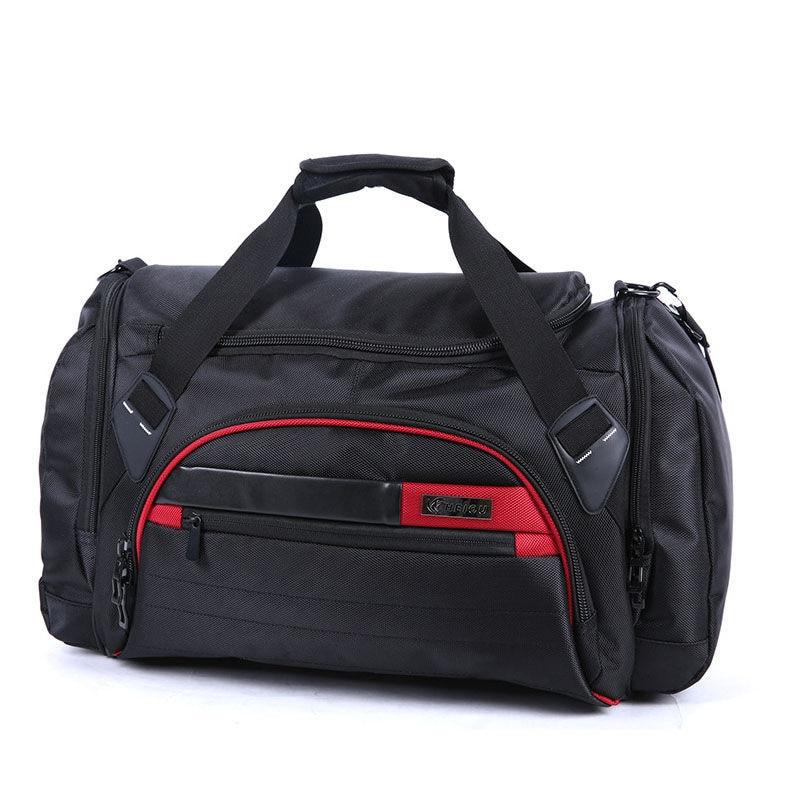 Men Gym Bags Training Fitness Women Luggage Travel Bag Sports Bags For  Shoes Lagre Shoulder Handbags Sac De Sport Tas XA117WA