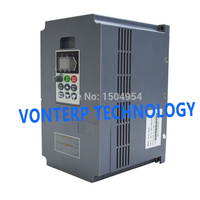 380V 4KW 3 Phase input and 380V 3 Phase Output Frequency Converter / Adjustable Speed Drive / Frequency Inverter / VFD