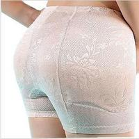 High Quality 2013 Hot Sale Lace Seamless Bottoms Up Underwear Bottom Hip Pad Panty Buttock Up