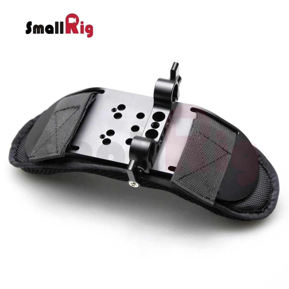 SmallRig QR Steady Shoulder Mount Shoulder Pad 1485 for Video font b Camcorder b font Camera