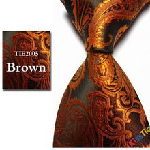 HandMade Men NeckTies 13 Colors Paisley Male Formal Business Ties Wedding Classic and Fashion Accessories *w.0