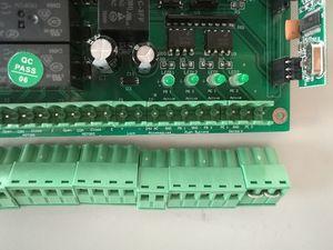Image 3 - AC220V المزدوج جهاز فتح بوابات متأرجحة موتور pcb لوحة دوائر كهربائية تحكم ل 220VAC سوينغ الخطي موتور المحركات
