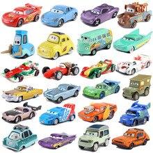 Birthday-Gift Metal Toy Die-Casting Lightning Mcqueen Jackson Storm Sedan Sally Disney Pixar