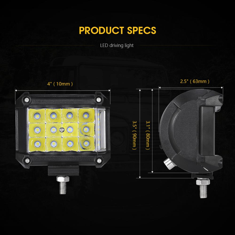 كشاف LED ذو اضاءة  عالية 5