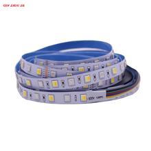 Led Strip RGB+CCT Strip 12mm Width FPC 5050 Strip IP20 IP65 IP67 5M 300LED 12V 2