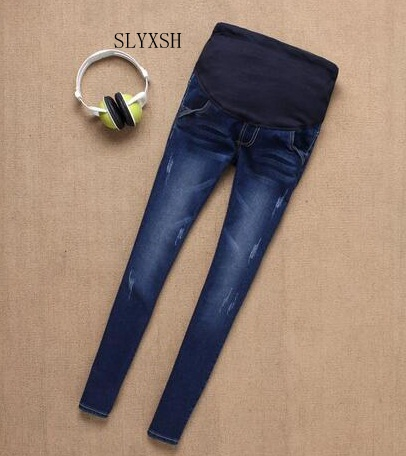 New Sale Maternity Jeans For Pregnant Women Pregnant Pants Prop Belly Legging Trousers Maternity Clothes Pregnancy Clothing