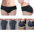 Sexy acolchoado calcinhas seamless calcinhas buttocks empurrar para cima lingeries mulheres underwear briefs butt lift potenciador hip body shaper