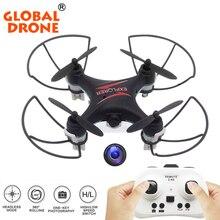 Global Drone GW009C el más popular del mundo Dron RC Helicóptero Quadrocopter Aviones RC Mini Quadcopter Drone con Cámara Hd