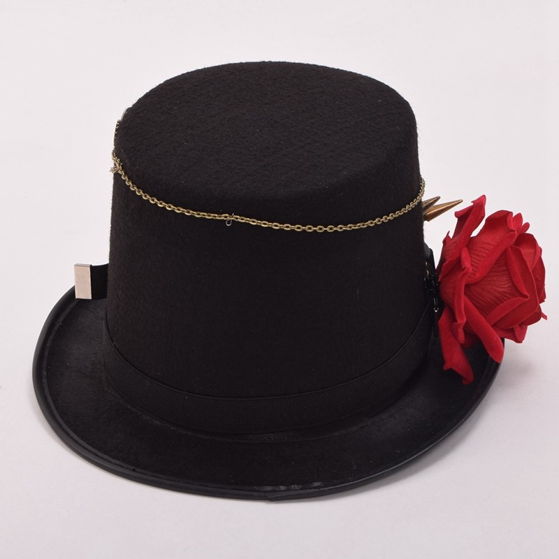 Steampunk Top Hat (5)