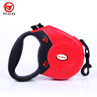High Quality Brand Retractable Pet Dog Leash 8m Nylon Rope For Large Dog Walking Leads For
