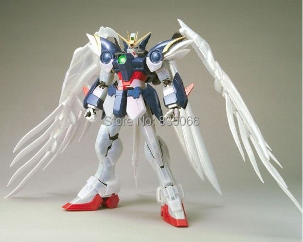GAO 1/60 Perfect Grade Wing Gundam Zero Custom Pearl Mirror Coat Ver robot scale models plastic model kits - R,Y boutique Toy Store store