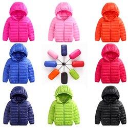 Chaqueta para niños ropa de abrigo para niño y niña otoño Abrigo con capucha Parka adolescente niños chaqueta de invierno talla 1 2 10 12 15 años