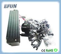 Mid Drive Motor Kits Bafang BBSHD BBS03 48V 1000W With 48V 20Ah Rear Rack Mounted Battery