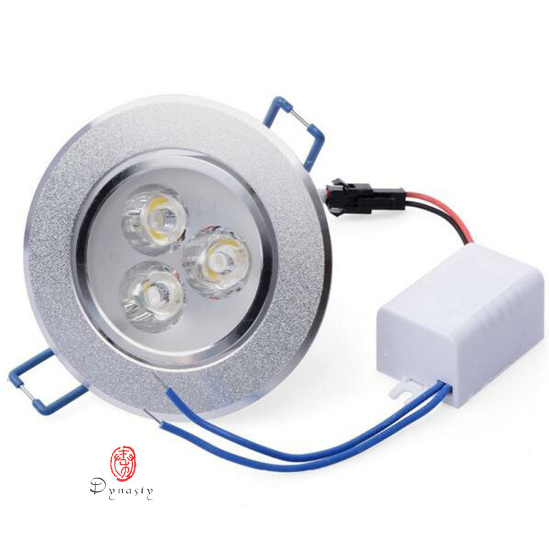 Hot LED Ceiling Lights High Power Spotlights Conceal Recessed Commercial Home Stores Cabinet Down lights Long Lifespan Dynasty in LED Downlights from Lights Lighting