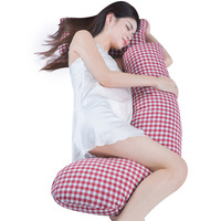 Skin friendly Sleeping Support Pillow For Pregnant Women H Shape Maternity Breastfeeding Pillow Pregnancy Side Sleepers Pillow