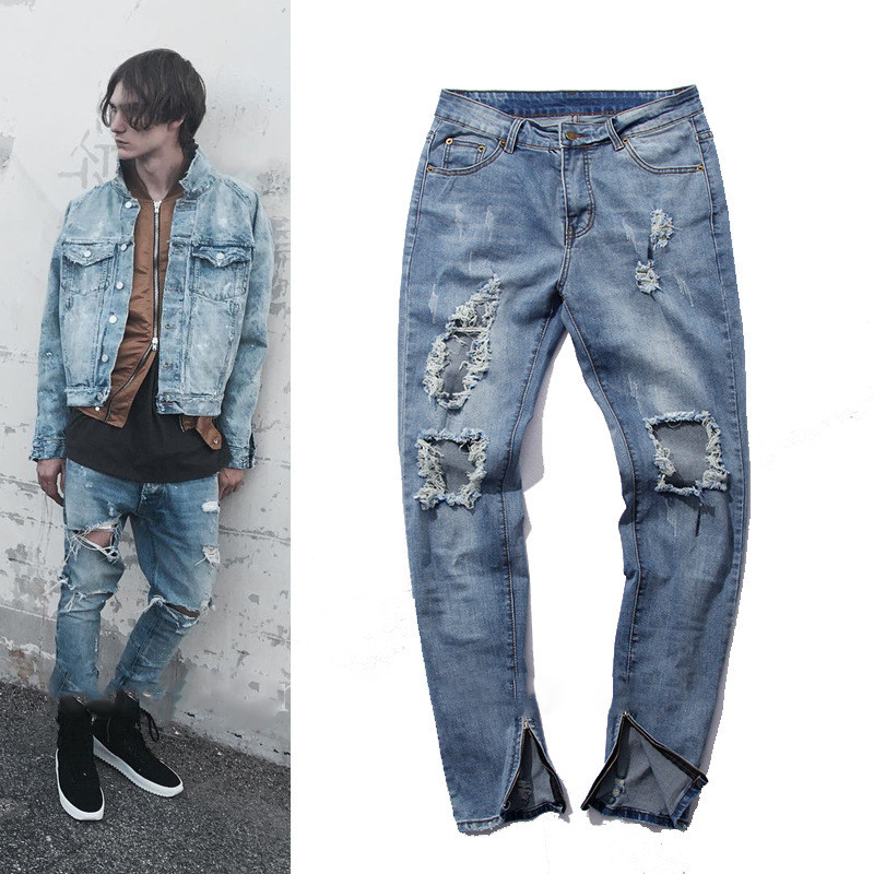 Compare Prices on Vintage Mens Ripped Jeans- Online Shopping/Buy ...