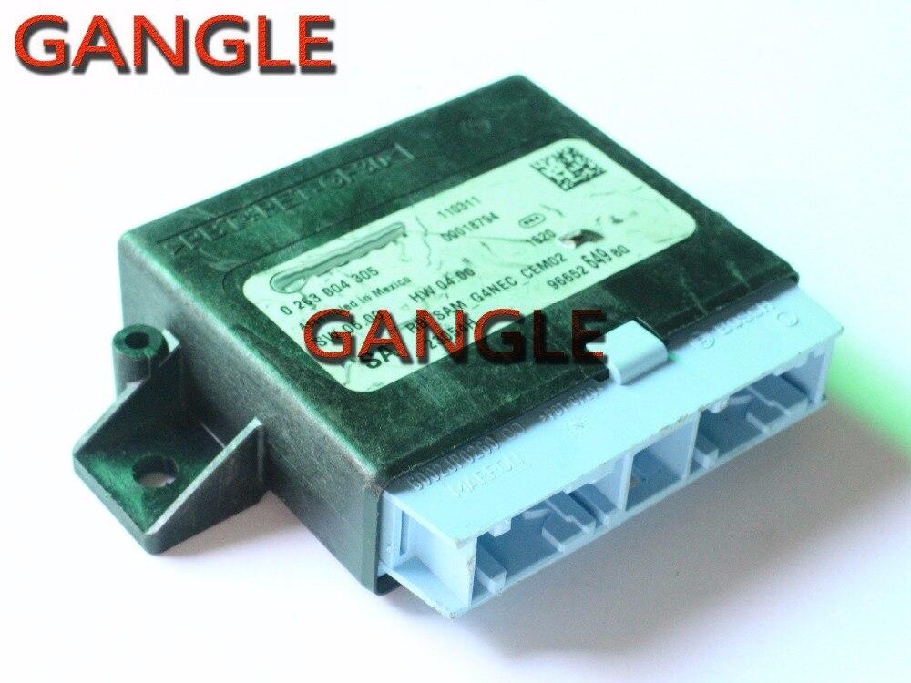 9665264980 PDC Control Unit  FOR Citroen DS4 C4 Peugeot 508
